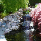 Water Feature Stone Work